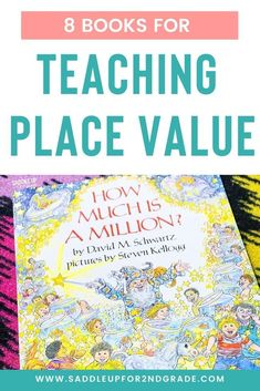 Practicing place value activities with your students? Check out these 8 books PERFECT for teaching place value concepts to primary students! Click the pin to learn which books to grab to support your students math knowledge! Kindergarten Math Games, Fun Math, Teaching Math, Math Activities, 2nd Grade Class, Teaching Second Grade, Learn Basic Math, Teaching Place Values, Math Books