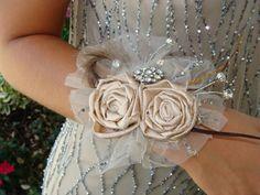 Beautiful hand made corsage