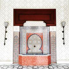 «Moroccan Ceramics at La Mamounia  #morroco #marrakech #ceramics #lamamounia #MJJtravels #travel #world #worldtravel #wanderlust #explore #travelgram…»