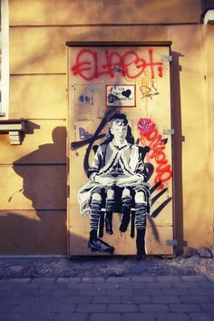 Street Art Tartu, Estonia