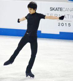 羽生・チャン、仕上がり順調 スケートカナダ公式練習:朝日新聞デジタル