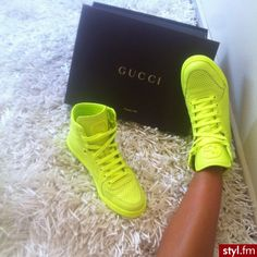 Gucci sneakers<3