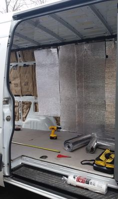 Sprinter DIY Conversion 004