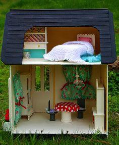 A dollhouse (inside) | Flickr - Photo Sharing!