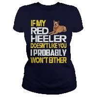 RED HEELER PROBABLY