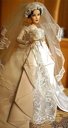 Elizabeth Taylor - 'Father of the Bride' doll
