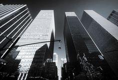 нью-йорк, Небоскребы, nyc, new york, город