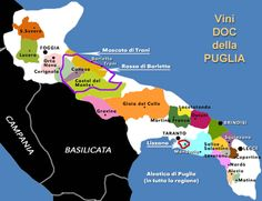Diwine Paths is a wine tasting tour of Puglia and Basilicata by bike, a luxury wine holidays about bottled poetry in Southern Italy. Castel Del Monte, Puglia Italy, Southern Italy, Wine And Spirits, Wine Tasting, Italy Travel, Wine Recipes, Map, Wine Food