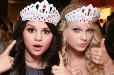 Are You More Taylor Swift Or Selena Gomez? I got: Taylor Swift!!! Love her to death! <3