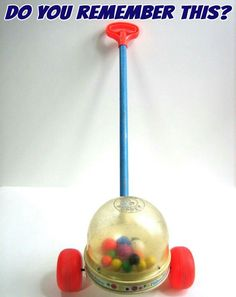 Remember Retro: Fisher Price Popper ( was there a name for this? I can't hear that thing popping now! My Childhood Memories, Childhood Toys, Sweet Memories, School Memories, Polly Pocket, Peter Et Sloane, Vintage Toys, Retro Vintage, Retro Toys