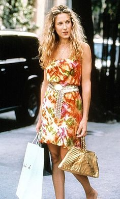En iyi Carrie Bradshaw Kıyafetleri 7
