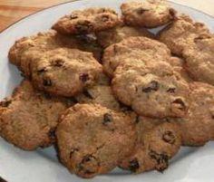 Recette Biscuits à l'avoine à l'ancienne par Véroly - recette de la catégorie Pâtisseries sucrées