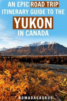 Here's how to road trip the Yukon in the Canada, home to some of the most stunning landscapes in the country! Everything you need to know to complete one of the best Yukon road trip itineraries in the territory – the Golden Circle […] Quebec, Calgary, Montreal, Vancouver, Toronto, Backpacking Canada, Yukon Canada, Columbia, Visit Canada