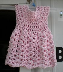 Ravelry: Preemie Baby Dress pattern by gsx2ts4u