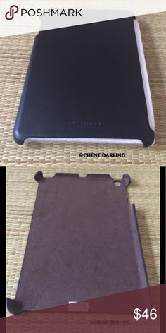 🆕LEVENGER BLACK LEATHER IPAD AIR CASE 🆕 LEVENGER Morgan black leather IPad Air case. Sleek, stylish 100% leather, well crafted black leather case. This will accent your already pulled together look. This case says ease, style, prosperity. Original price was $65. Comes brand new in box & pre-wrapped.  Reasonable offers/bundles welcome no trades or holds. My environment is clean/organized/pet/smoke free. Please make any inquires, all sales are final on PM. Thank you for shopping my boutique…