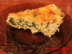 Sufleu de zucchini - Bucataria cu noroc Spanakopita, Zucchini, Ethnic Recipes, Food, Pie, Essen, Meals, Yemek, Eten