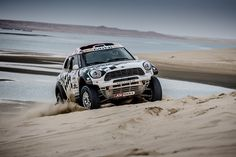 Baja Aragón 2016: Ricardo Porém corre com o Mini All 4 Racing da X-Raid
