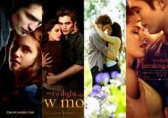 of course all the Twilight movies <3