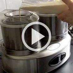 Cuisinart ICE40BCU Duo Ice Cream Maker Video | Kitchenables