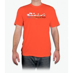 Peanuts: King Of Naps Fathers Day - Men T-Shirt