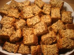 Creative Cooking with Muriel: All Bran Flakes Rusks Bran Flakes Recipe, All Bran Flakes, Honey Buttermilk Bread, Rusk Recipe, Flake Recipes, Cake Boss Recipes, Biscotti Recipe, South African Recipes, No Cook Meals