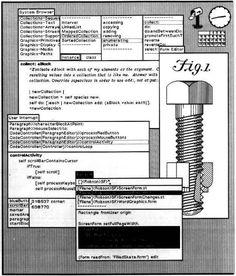 Xerox Alto GUI (Cedar Environment), 1973