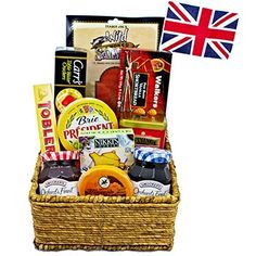Snack Favorites from the UK