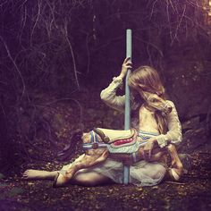 Playground for Spirits - Brooke Shaden | Watch this documentary on her: http://www.lynda.com/Photography-Masking-Compositing-tutorials/Brooke-Shadens-Conceptual-Photography-Start-Finish/140846-2.html?utm_source=pinterest.com