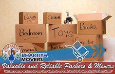 Bhartiya Movers India: Packers and Movers in Varanasi