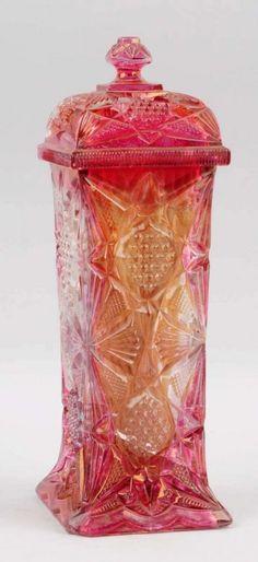 Amberina Illinois straw holder :)