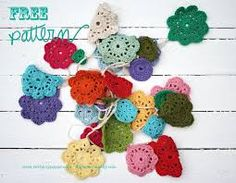 Image result for crochet garland
