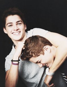 Jack and Finn Harries I literally cannot stop. They're much too cute.