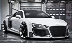 """Well here's one that' sure to polarize opinion. Regula Tuning, based in Schwerte, Germany, have just published details of their """"Grandiose"""" tuning package for the Audi R8. Starting with the front, ..."""