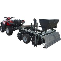 Whether you have a small or larger farm, find equipment, atv attachments and all the accessories you'll need for smarter farming at greenPRO. Enquire now.