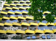 Edifício SESC em Copacabana, projeto Oscar Niemeyer.