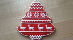 "SweetAmbsCookies: ""How To Decorate A Christmas Cookie - Reindeer Pattern"" - mamahaycock@gmail.com - Gmail"