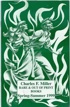 Charles Miller Out Of Print Books Catalog Spring Summer 1999 Hannes Bok Cover - Other