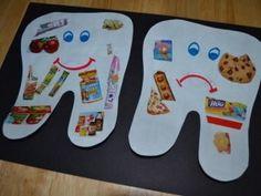 dental craft idea for kids