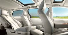 Toyota's Sienna: Not the Typical Mini-Van