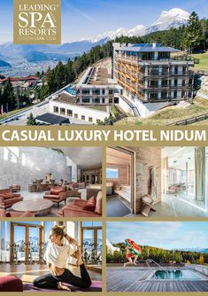 Das NIDUM – Casual Luxury Hotel ist ein Ort, an dem kaum Wünsche offen bleiben‼ ➡goo.gl/HWqz5R Aktuelle Angebote:  5=4 Super Summer Deal  ➡ goo.gl/pcwRWb 3=2 Special Deal für unsere Suiten ➡goo.gl/v2GWc5  #leadingsparesorts #leadingspa #wellness #spa #beauty #wellnesshotel #wellnessurlaub #spahotel #luxury #hotel #resort #nidum #casual #urlaub #urlaubbuchen #wellnesshotel #yoga #natur #berge Spa Hotel, Hotels, Wellness Spa, Resort Spa, Super, Yoga, Mansions, House Styles, Casual