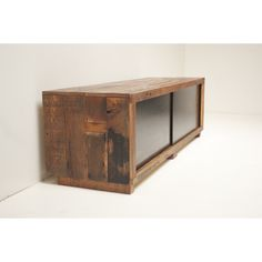 Long Peak Credenza - handmade by Blake Avenue. Ecologically friendly sustainable modern home furniture, los angeles california