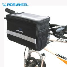 Bicycle Bags & Panniers Energetic Cycling Bags Bicycle Handlebar Basket Bike Front Bag Box Pet Dog Cat 600d Oxford Fabric Bike Basket