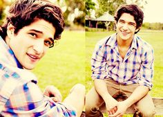 Teen Wolf :)) hes soo sexy(: