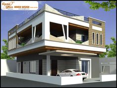4 bedroom, modern duplex (2 floor) house design. Area: 216 sq mts (12m X 18m). Click on this link (http://www.apnaghar.co.in/pre-design-house-plan-ag-page-63.aspx) to view free floor plans (naksha) and other specifications for this design. You may be asked to signup and login. Website: www.apnaghar.co.in, Toll-Free No.- 1800-102-9440, Email: support@apnaghar.co.in