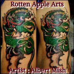 Rotten Apple Arts