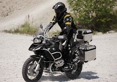BMW R 1200 GS Adv. Another bike for the hubs with the prerequisite that he gets a satellite phone and calls me daily while going around the world.