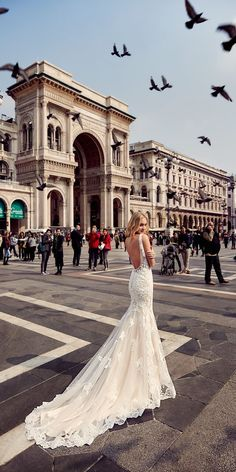 Eddy K Wedding Dresses 2 - Deer Pearl Flowers / http://www.deerpearlflowers.com/wedding-dress-inspiration/eddy-k-wedding-dresses-2/