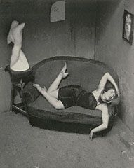Satiric Dancer, André Kertész, 1926. © Estate of André Kertész