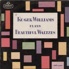 Roger Williams Plays Beautiful Waltzes English Vinyl LP