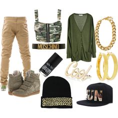 """""""OLIVE"""" by allyclaire on Polyvore"""